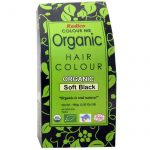 radico organic hair colour products